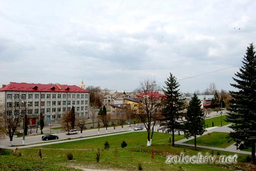 Золочівська школа № 1