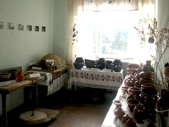 Музей гончарства у Шпиколосах