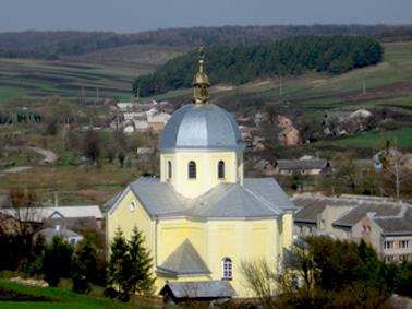 Екскурсія по селі Шпиколоси (Греко-католицька церква)