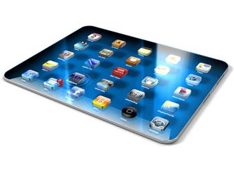 """Компанія Apple представить новий планшетний комп'ютер """"iPad 3"""""""