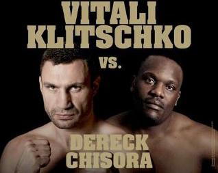 Віталій Кличко переміг у інтригуючому бою  Дерека Чісору