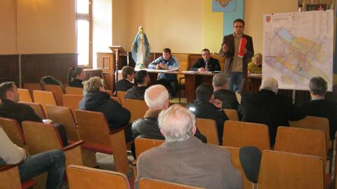 Відбулися громадські слухання по  генеральному плану міста Золочева