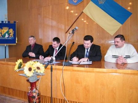 Делегація з Дніпропетровської області  завітала на Золочівщину для обміну досвідом