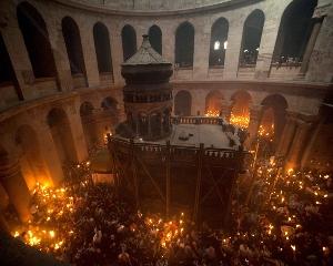 Храм Гробу Господнього в Єрусалимі можна відвідати віртуально