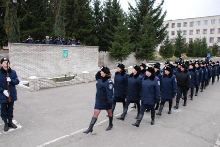 У Навчальному Центрі курсанти складають випускні іспити