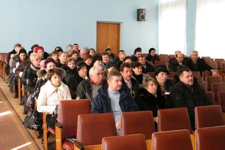 У Золочівській РДА відбулася нарада-семінар з головами та секретарями місцевих рад
