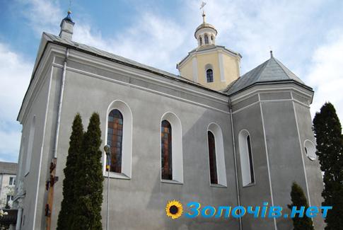 Відбудеться освячення каплиці біля храму св. Воскресіння Господнього міста Золочева