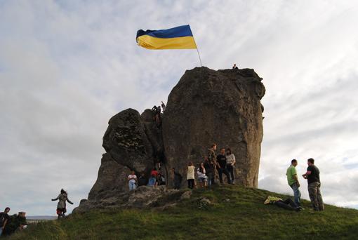 Організатори «Підкаменя» закликають не брати на фест партійні прапори і агітматеріали
