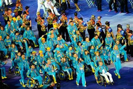 Українські атлети встановили 60 рекордів на Паралімпіаді