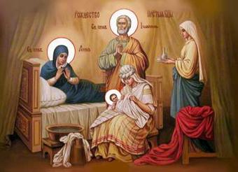 Різдво Пресвятої Богородиці (Друга Пречиста)