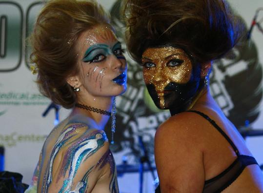 У Львові розпочався 3-й Міжнародний фестиваль татуювання Lviv Tattoo Fest