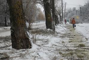 На 15 березня оголошено штормове попередження