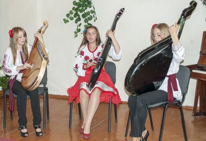 Звітний концерт у Глинянській дитячій музичній школі