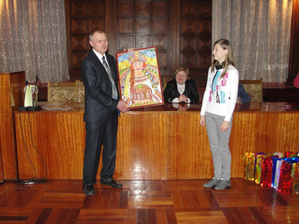 Вихованці ЦДЮТ м.Золочів переможці Всеукраїнського конкурсу малюнку