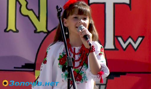 Дитячий фестиваль «Обдарованість»-2013 (відео)