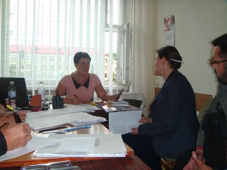 Лідія Котеляк провела черговий прийом громадян у м.Золочеві