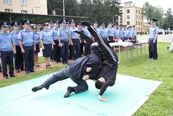 У військових частинах Західного територіального командування внутрішніх військ МВС України розпочався новий навчальний період