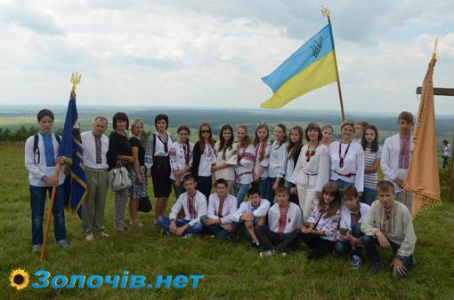 На форумі зустрілися школи, що носять ім'я Маркіяна Шашкевича (відео)