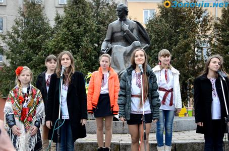 Відзначили 202 роки від Дня народження Маркіяна Шашкевича (відео)