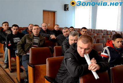 Відбулися збори Федерації Футболу Золочівщини (відео)