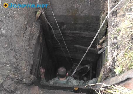 Рятувальники витягнули з криниці корову (відео)