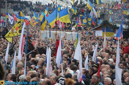 Чого народ хоче на Євромайдані? (відео)