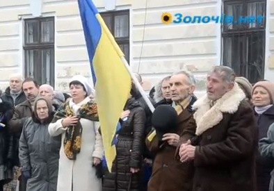 Хлопці їдьте у Київ на Євромайдан, там гарні дівчата (відео)