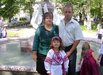 Вітання для Галини Вовянко