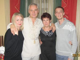 Привітання для Оксани Почапської