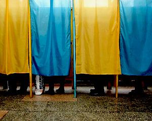 Золочівська районна виборча комісія завершує підрахунок результатів голосування (відео)