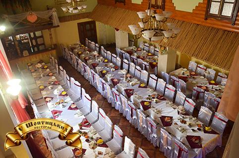Вас запрошує готельно-ресторанний комплекс «У Шептицьких»