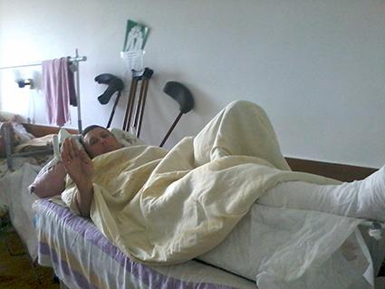 В зоні АТО поранено золочів'янина Андрія Магеровського
