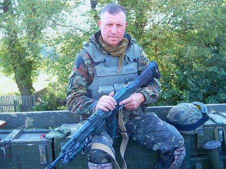 Допоможімо пораненому бійцю АТО Володимиру Седляруку