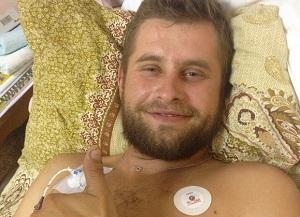 Бійцю АТО Назару Барилко потрібна допомога (відео)