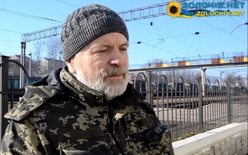 Тарас Попадюк розповів як з побратимами рятував життя бійцям АТО (відео)