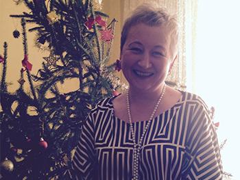 Вітання для Оксани Самусенко