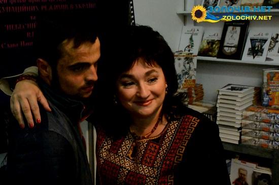 """Марія Матіос про свою книгу """"Приватний щоденник. Майдан. Війна"""" (відео)"""