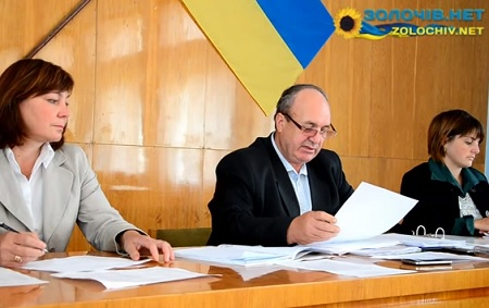 Золочівська районна виборча комісія провела друге засідання (відео)