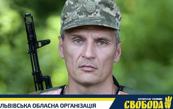Руслан КОШУЛИНСЬКИЙ – кандидат у списку №1 до Львівської обласної ради