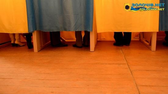 Як проходили вибори на Золочівщині (відео)