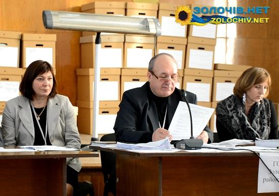 Результати виборів депутатів Золочівської районної ради (відео)