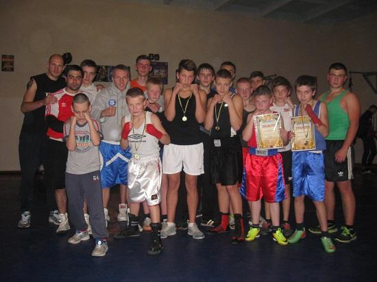 Золочівські боксери успішно виступили на змаганнях в Буську