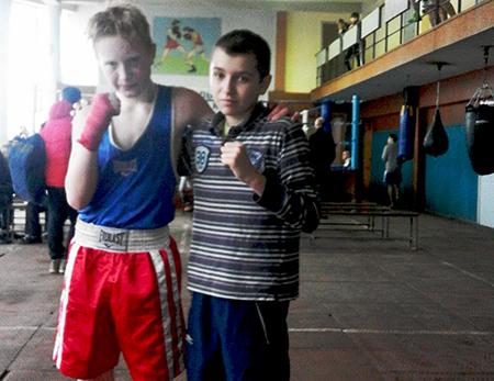 Золочівські боксери здобули перше місце на Чемпіонаті області