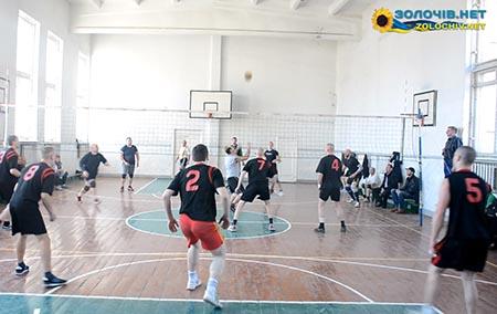 Визначено переможця Чемпіонату Золочівського району з волейболу (відео)