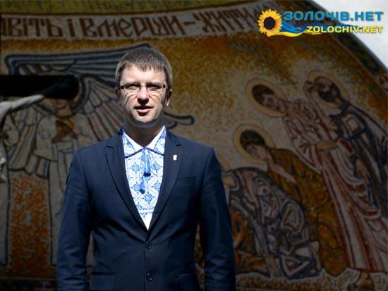 Вітання з Великодніми святами від Андрія Леськіва (відео)