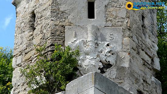 Оборонні споруди Золочівського замку