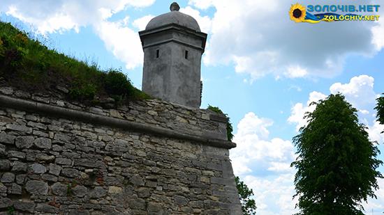 Оборонний комплекс Золочівського замку (підземні переходи)