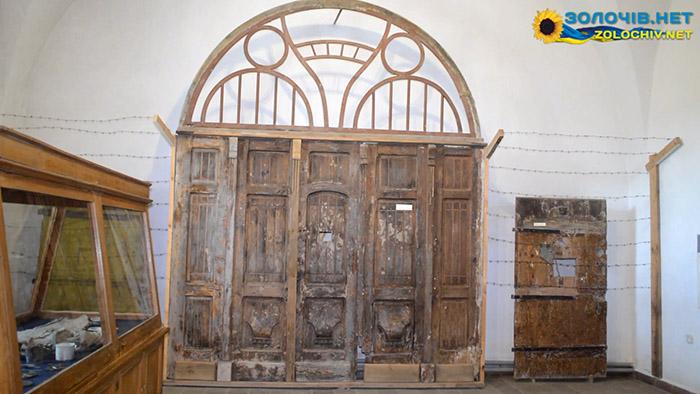 Тюремні часи Золочівського замку