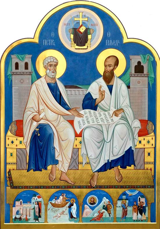 День апостолів Петра і Павла. Народні прикмети.
