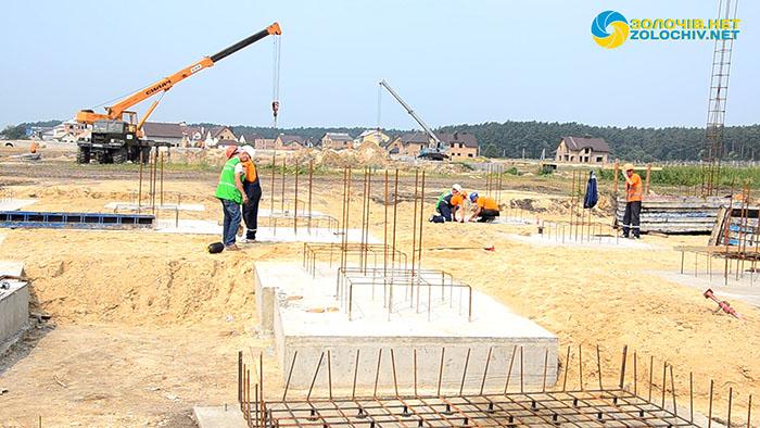 Відбувся брифінг, щодо будівництва нового заводу ТзОВ «Електроконтакт Україна» у м.Броди